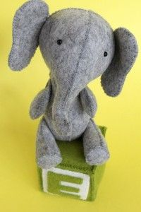 adorable animal sewing patterns8