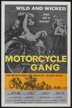 Wild & Wicked - Motorcycle Gang