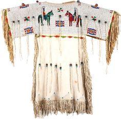 Sioux Girl's Dress, 1910