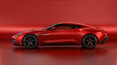 Aston Martin Zagato Concept Photo 4
