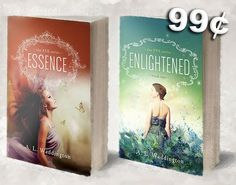 Get the first two books in the Eve Series by A.L. Waddington for just #99cents for a limited time! ‪