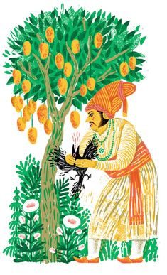 The World's Best Food-Based Creation Myths | SAVEUR 9/20/16 How coconuts grew from a man's head, breadfruit from his testicles, and other (compelling but improbable) origin stories.
