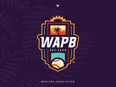 Western Association of Professional Baseball Brand by Grant O'Dell for Forte on Dribbble Baseball Tournament, Baseball League, Graphic Design Typography, Branding Design, Angels Logo, Sports Uniforms, Sports Logo, Juventus Logo, Logo Design Inspiration