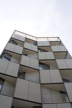 edificio Lesseps / Carlos Ferrater