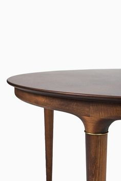 Svante Skogh dining table Cortina in rosewood at Studio Schalling