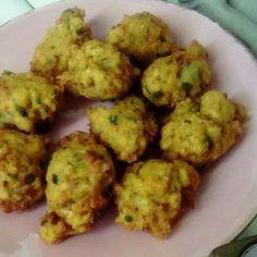 Maryjosecakes: Tortillitas de bacalao con masa de pan