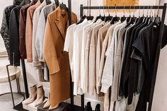 nordstrom anniversary sale dressing room, nordstrom anniversary, nsale, #nsale, #nordstromanniversarysale, #nordstromsale, nordstrom sale, fall sweaters, ripped jeans, booties, fall outfit, neutral outfit, neutral fall outfit, how to style booties