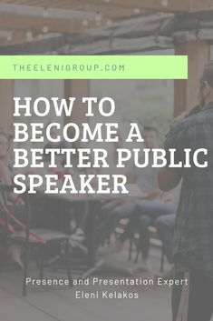 To be a Better Speaker, Honor the Sacred Stage - Eleni Kelakos Public Speaking Activities, Public Speaking Tips, Interview Coaching, Job Interview Tips, Presentation Skills Training, Executive Presence, Online Presentation, Best Speakers, Diners