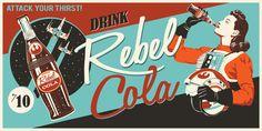 Rebel Cola by Steve Thomas