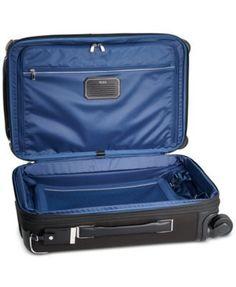 "Tumi Arrive Gatwick 22"" International Expandable Carry-On Spinner Suitcase - Black"