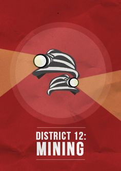 GO KATNISS AND PEETA: District 12 The Hunger Games