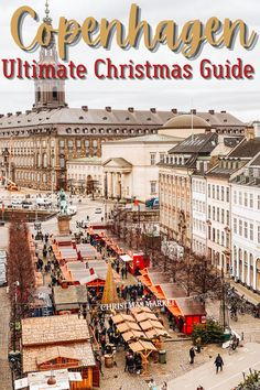 The top 20 Christmas experiences in Copenhagen! Here are 20 unique Danish Christmas traditions you must experience in Copenhagen. #copenhagen #christmas #europe European Travel Tips, Europe Travel Guide, Iceland Travel, Europe Destinations, Amazing Destinations, Travel Guides, Christmas Markets Europe, Christmas Travel, Holiday Travel