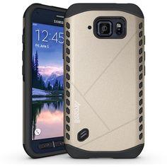 Amazon.com: Galaxy S6 Active Case,Arozell Galaxy S6 Active Aegis Armor... (64 CNY) via Polyvore