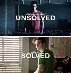 #TeenWolf Stiles