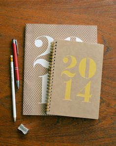 Get Organized: Sugar Paper 2014 Planners at Target