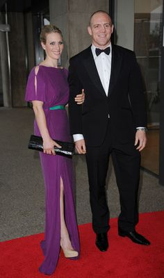 Zara Phillips Photos - 2012 Aviva Premiership Player Of The Season Awards - Zimbio