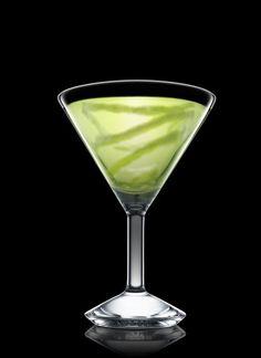 Gimlet - Encher uma coqueteleira com cubos de gelo. Adicionar todos os ingredientes. Mexer e coar em uma taça de coquetel resfriada. Decorar com limão. 4 Partes de Gim, 1 Parte de Cordial de Limão, 1 Casca em espiral Limão