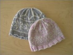 Add this pattern to your knitting patterns for hats list and get ready to knit a perfectly festive Snowflower Hat for winter. Does the beautiful fair isle design look more like a flower or a snowflake? Personally, I see snowflake more than flower, but either way with this pattern's basic shape and curled, ribbed edge, it's definitely a winner.
