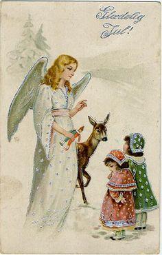 Scandinavian Christmas image