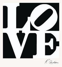Artist: Robert Indiana Title: The Book of Love 1 Year: 1996 Medium: Serigraph, Signed and numbered in pencil Edition: 200 Image Size: 18 x 18 inches Paper Size: 24 x 20 inches x cm) Pop Art, Indiana Love, Muse, Colour Field, Arte Pop, All You Need Is Love, Art Lessons, The Book, Contemporary Art