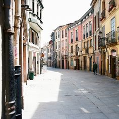 Patricia was born, and spent her young life in Oviedo, Asturias, Spain. Oviedo Spain, Asturias Spain, Study Spanish, Places Ive Been, To Go, Around The Worlds, Europe, Architecture, City
