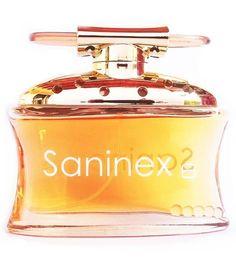 PERFUME CON FEROMONAS PARA MUJER SANINEX 6 DE SANINEX. 100ML. El misterio, deseo y elegancia que desprenderás con la fragancia Saninex 6, provocará impulsos desenfrenados llenos de placer. Alta calidad en perfumería a tu alcance. Aroma de larga duración, de gran profundidad femenina, bañada en la belleza de la elegancia. Atractivo envase de cristal grueso, con 5 misteriosas esferas en su interior. Regalo perfecto para hacer y hacerte. #perfume #feromonas #Saninex