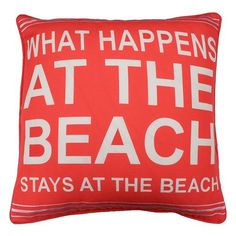 What happens at the beach stays at the beach!