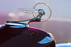 1930's Pontiac hood ornament***Research for possible future project.