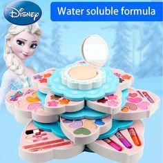 120.53US $ |Disney Frozen kids makeup toys kids  birthday gift Flower shape girls toys cosmetics for girls  children makeup set girls makeup|Beauty & Fashion Toys|   - AliExpress