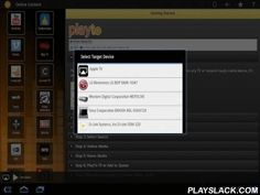 PlayTo  Android App - playslack.com ,  Stream Photos, Music & Videos from 150+ websites, your phone or other media servers to your big screen.PlayTo now brings Ad Blocking - this feature now removes Ads & Malware links from web pages giving you a cleaner online experience.If you're having any trouble, PLEASE CONTACT US at info@playto.tv BEFORE RATING, so we can help you out and improve the App.* Supports Chromecast, Samsung, Sony, Google TV, Roku, Now TV, Fire TV, Fire TV Stick…