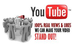 Once you have perfect the method to shop for #realYouTubeviews you wish to create positive you allow individuals wanting a bit bit a lot of.  http://www.tweetangels.com/youtube/