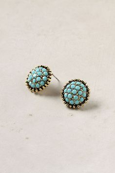 comfits earrings anthropologie; boyfriend got them for vday! great find