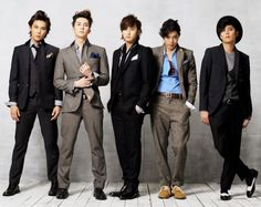 SS501, Heo Young Saeng and Green Peas – Top Trends on Social Networks
