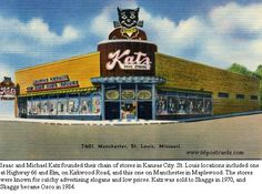 Katz drug store. Maplewood, mo. Was very popular in the 50's and 60's.