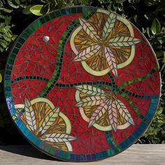 Mosaic Plate | Flickr - Photo Sharing!