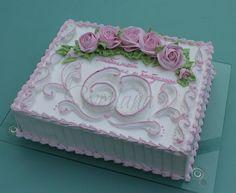 .simple but fantastic cake