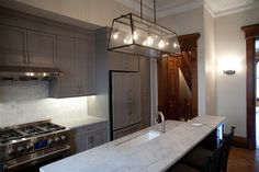 Kitchen - Fresh Face for Park Slope Brownstone | WSJ House of the Day - WSJ.com