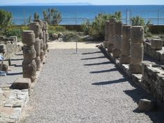 Conjunto Arqueológico de Baelo Claudia. Bolonia. Cádiz