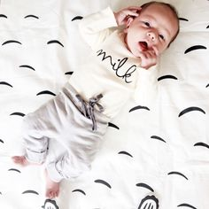 Organic Zoo Natural MILK Onesies #onesies #babyfashion #organic #milk