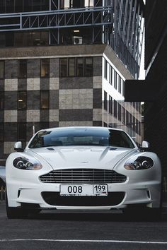 Aston Martin DBS #petrolified