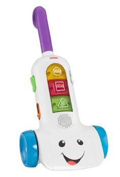 Fisher-Price Laugh and Learn Smart Stages Vacuum Fisher-Price http://www.amazon.com/dp/B00IWOI3PU/ref=cm_sw_r_pi_dp_IybSvb0FC1TPY