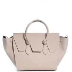 CELINE Grained Calfskin Tie Knot Small Tote | #cccgiftguides