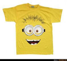 545db1a4287e0 Encontre Camiseta Minions Camisa Minion Phill Infantil no Mercado Livre  Brasil. Descubra a melhor forma de comprar online.