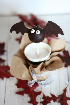 Was für eine süße Idee für Halloween!