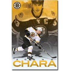 Zdeno Chara Poster Boston Bruins Nhl Hockey 8643 Poster Print, 22x34 by Poster Revolution. Save 29 Off!. $4.93. Decorate your home or office with high quality posters. Zdeno Chara Poster Boston Bruins Nhl Hockey 8643 is that perfect piece that matches your style, interests, and budget.