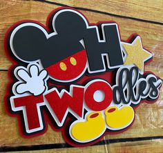 Mickey Mouse Party Decorations, Mickey Mouse Birthday Decorations, Theme Mickey, Mickey Mouse Clubhouse Birthday Party, Mickey Mouse Cake Topper, Mickey Mouse Cupcakes, Toodles Mickey Mouse, Fiesta Mickey Mouse, Cute Mickey Mouse