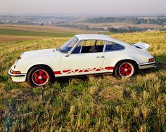 porsche 911 2.7 rs lightweight -