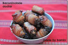 Baconlindade dadlar – bästa julsnackset! | Bambi
