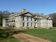 Appuldurcombe House – Wroxall, England - Atlas Obscura