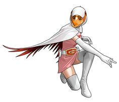 Battle of The Planets/G-Force's Swan Jun